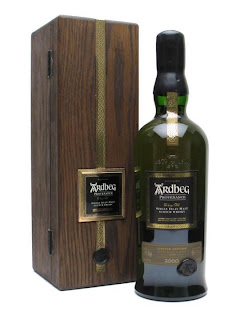 Ardbeg whisky blog