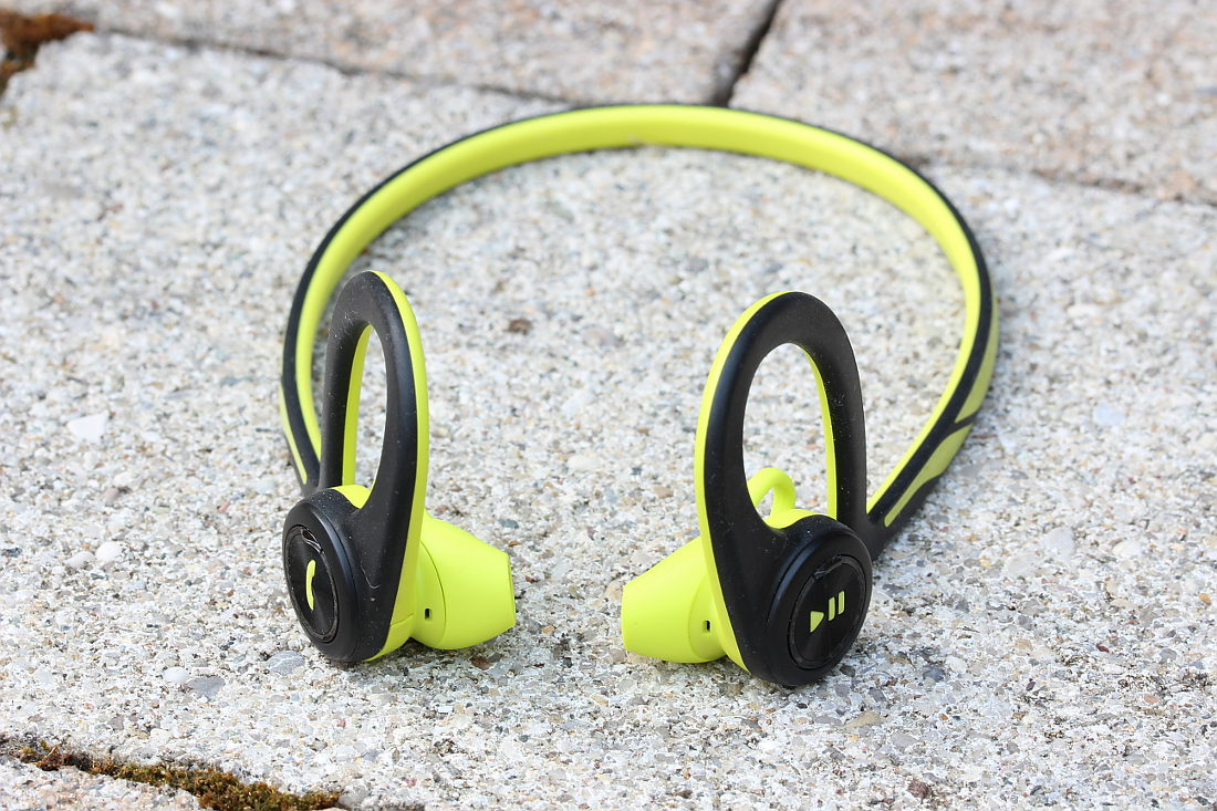 Ohrhörer Plantronics BackBeat Fit