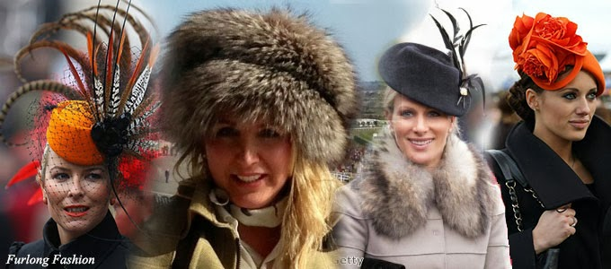 Hats at cheltenham festival