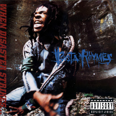 Busta Rhymes - When Disaster Strikes Cover