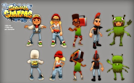 Download Subway Surfers PC Games
