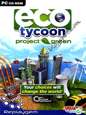 Free Download Games - Eco Tycoon Project Green