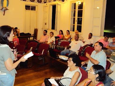 Apresentação ao Conselho Municipal de Saúde de Ubá
