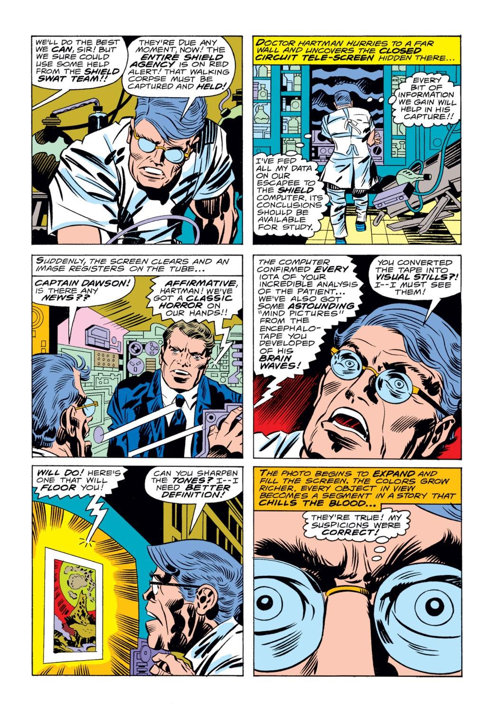 Captain America (1968) Issue #205 #119 - English 6