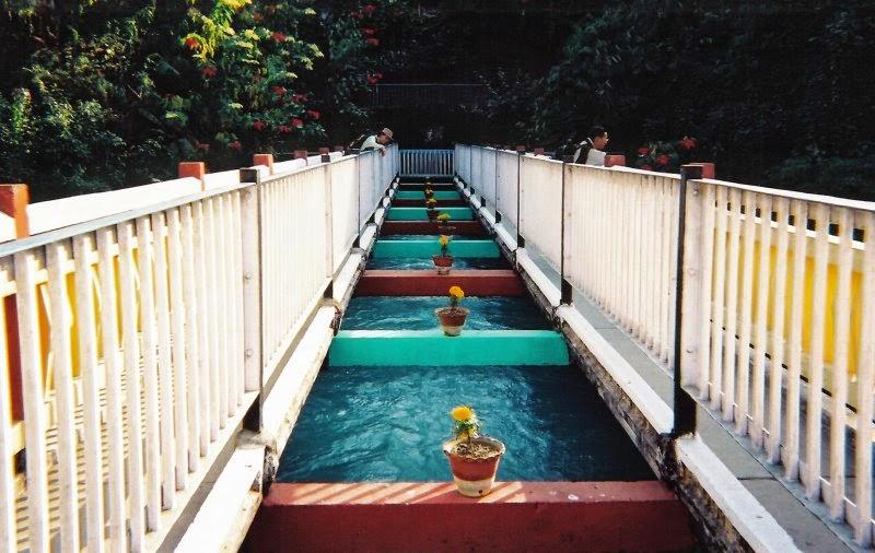 Seti River tunnels