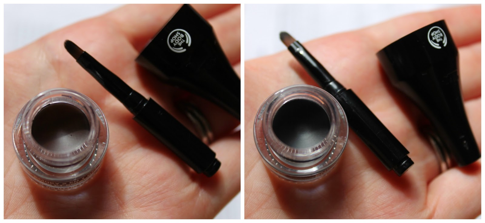 2 in 1 gel liners the body shop
