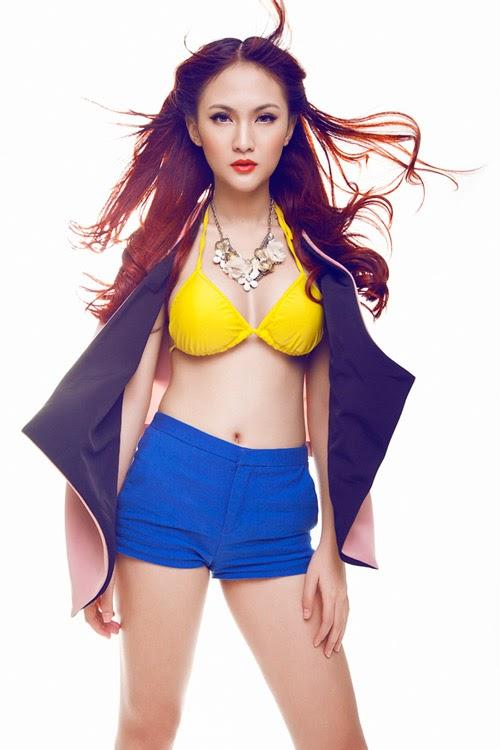 4 hot girl tuổi Ngọ gợi cảm và tài năng