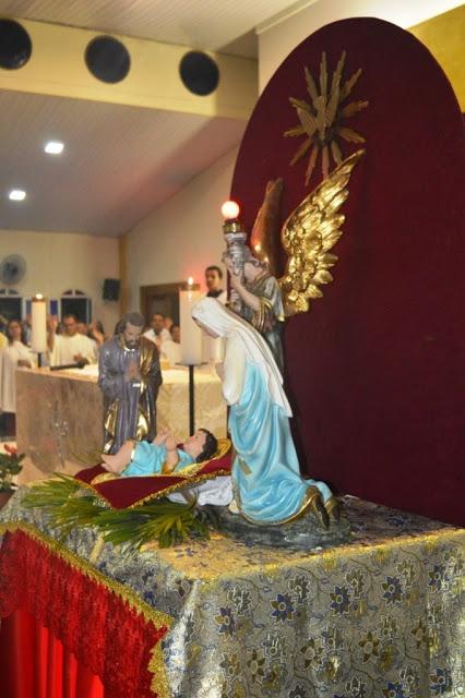 Missa de Natal - Fotos