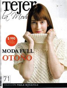 Revista Tejer la Moda №71