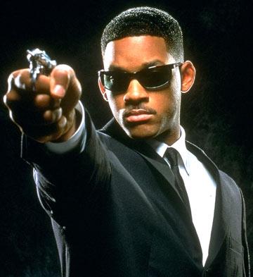 Will Smith Men in Black