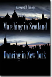 Marching in Scotland - Dancing in new York