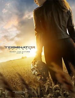 Terminator 5: Génesis (TS-Screener) (Español Latino) (2015) (Acción   Sci-Fi) Terminator_Genisys_poster_usa