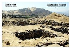 Tours Arqueología, Sechín Alto