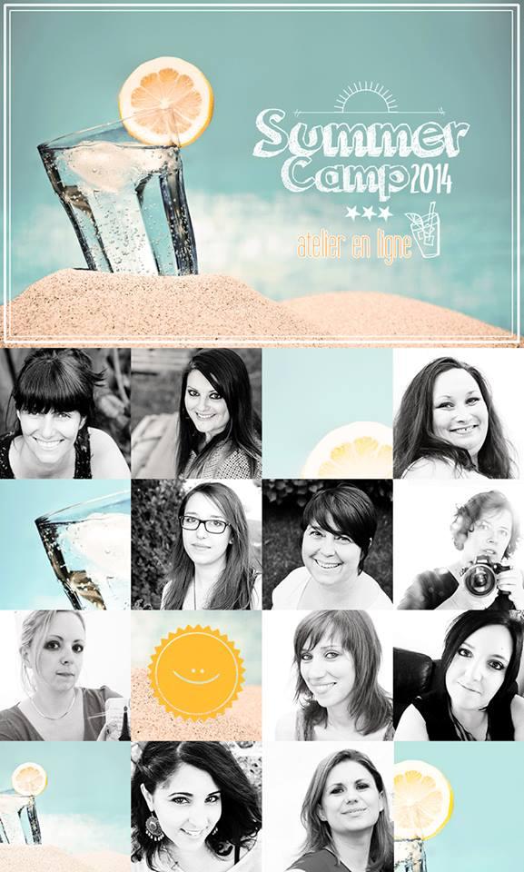 Rejoignez le Summer Camp 2014 avec toute l'équipe Entre ARTistes !