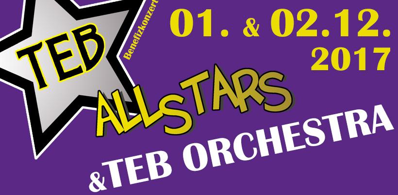 TEB Allstars - Benefiz Konzert