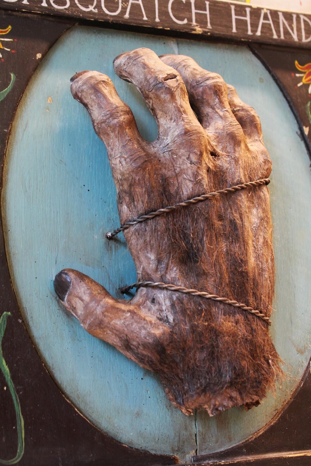 Propnomicon  Sasquatch Hand