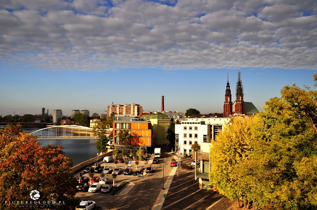 Opole. Jesiennie.
