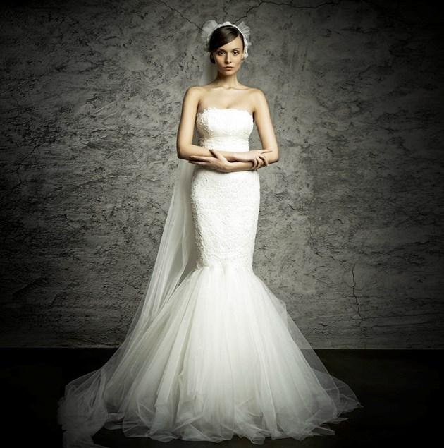 Özlem Süer Turkish Wedding Dresses