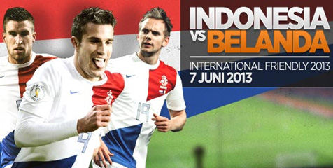 Belanda vs Indonesia