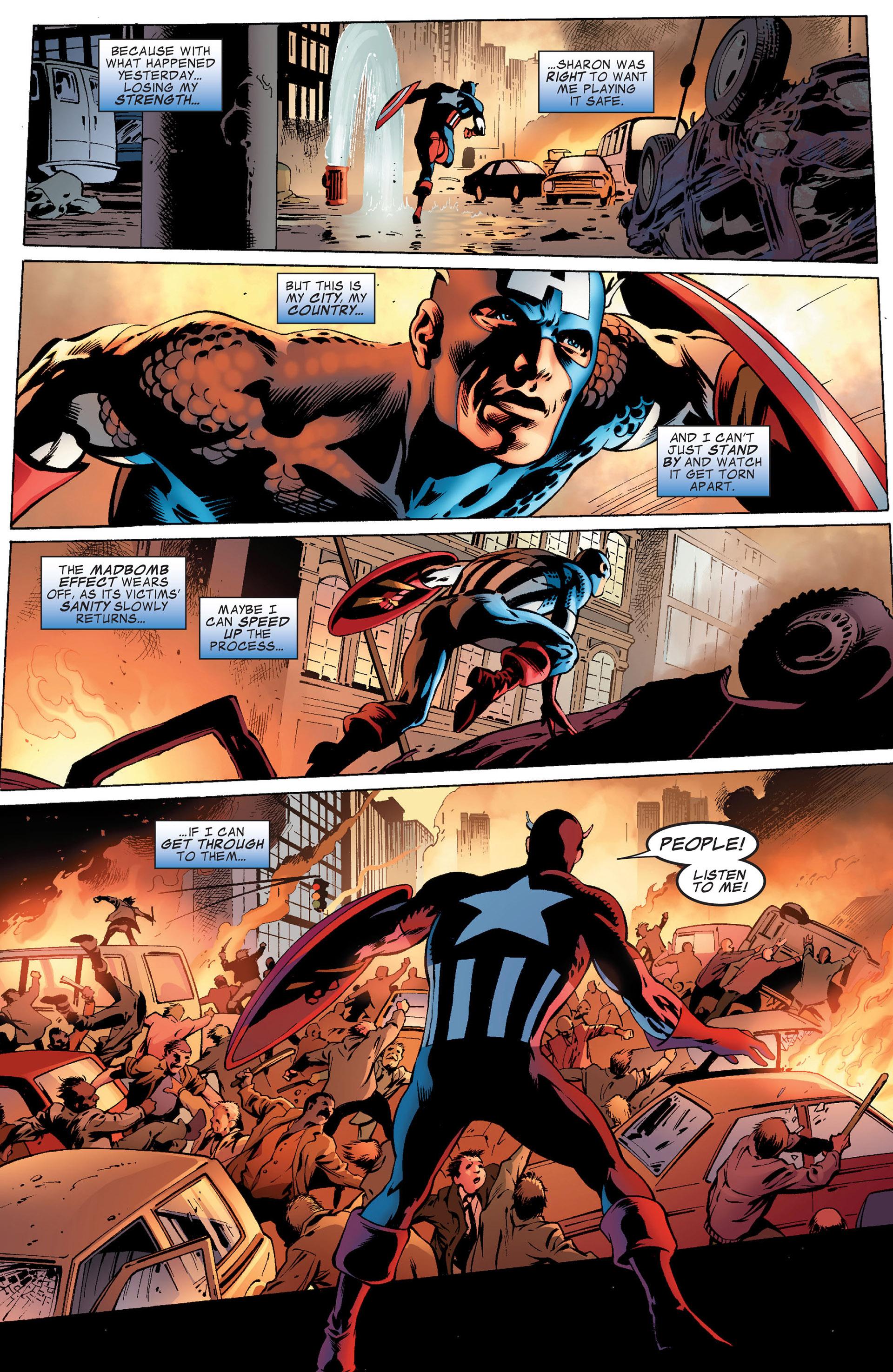 Captain America (2011) Issue #8 #8 - English 9