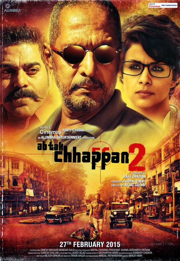 Ab Tak Chhappan 2 Movie First Look Poster