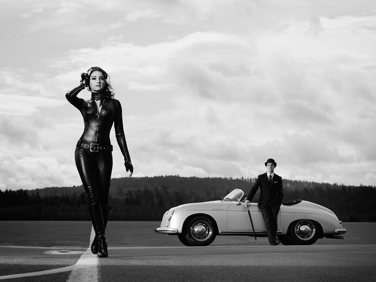 All Classic Cars Nz Porsche 356 Speedster Amp Sexy Girl