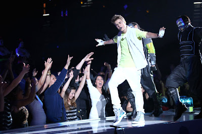 Justin Bieber Announces Arena Tour