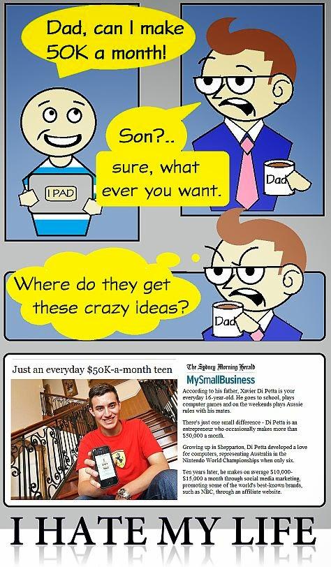 cartoon comic joke