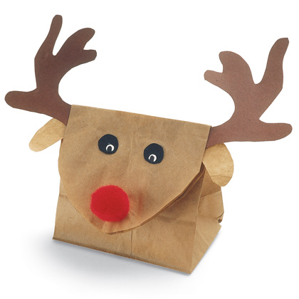Craft Ideas Christmas Gifts on Cute Food For Kids   37 Edible Reindeer Crafts