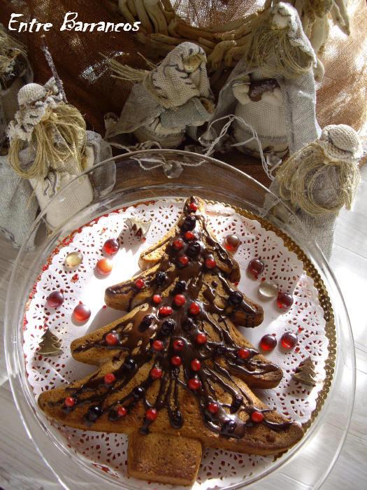 Entre barrancos cocina bizcocho de frutos rojos rbol for Arbol de frutos rojos pequenos