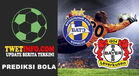 Prediksi BATE U19 vs Bayer Leverkusen U19