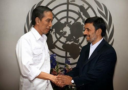 15 Foto Jokowi Sentuhan Dewa Photoshop