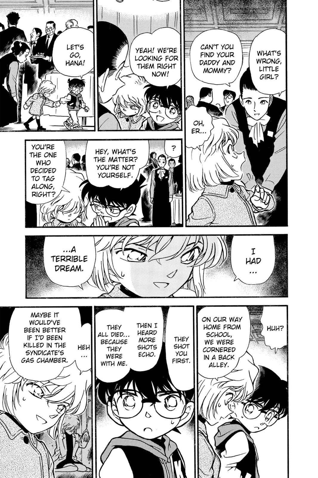 Detective Conan Chapter 239 page 7