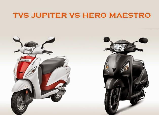 jupiter vs maestro