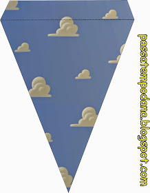 Toy Story Free Printable Bunting.
