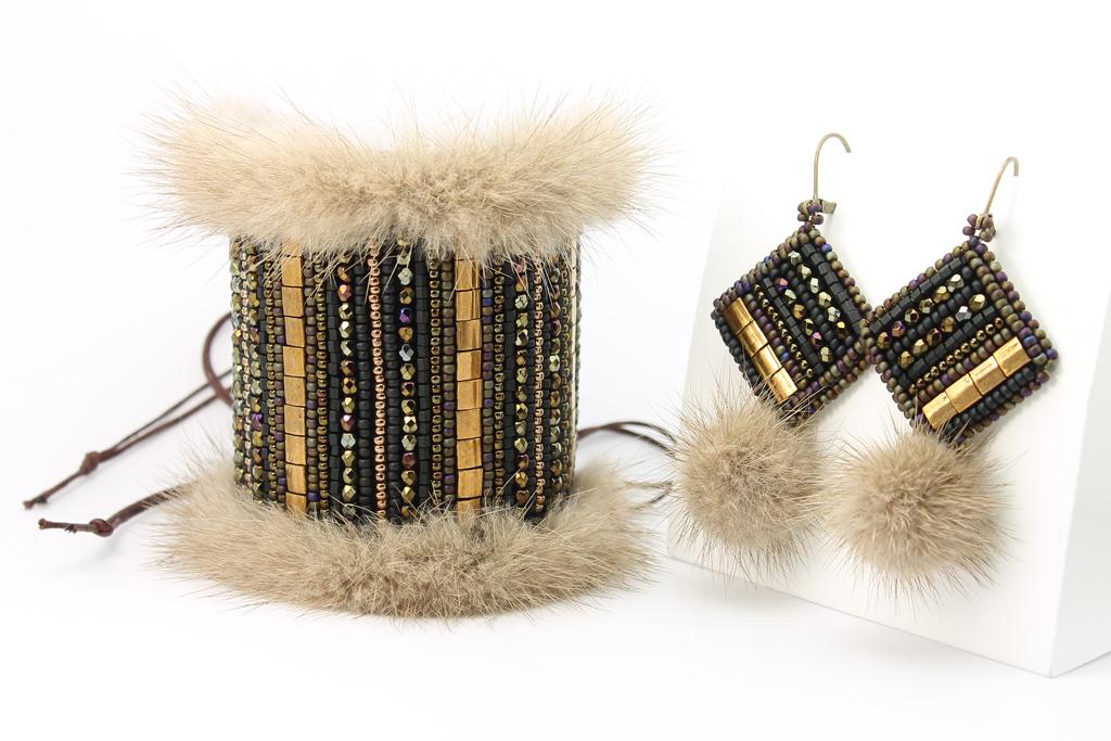NatashaBiser.ru - украшения из бисера, украшения ручной работы, купить украшения, продажа украшений - Галерея.