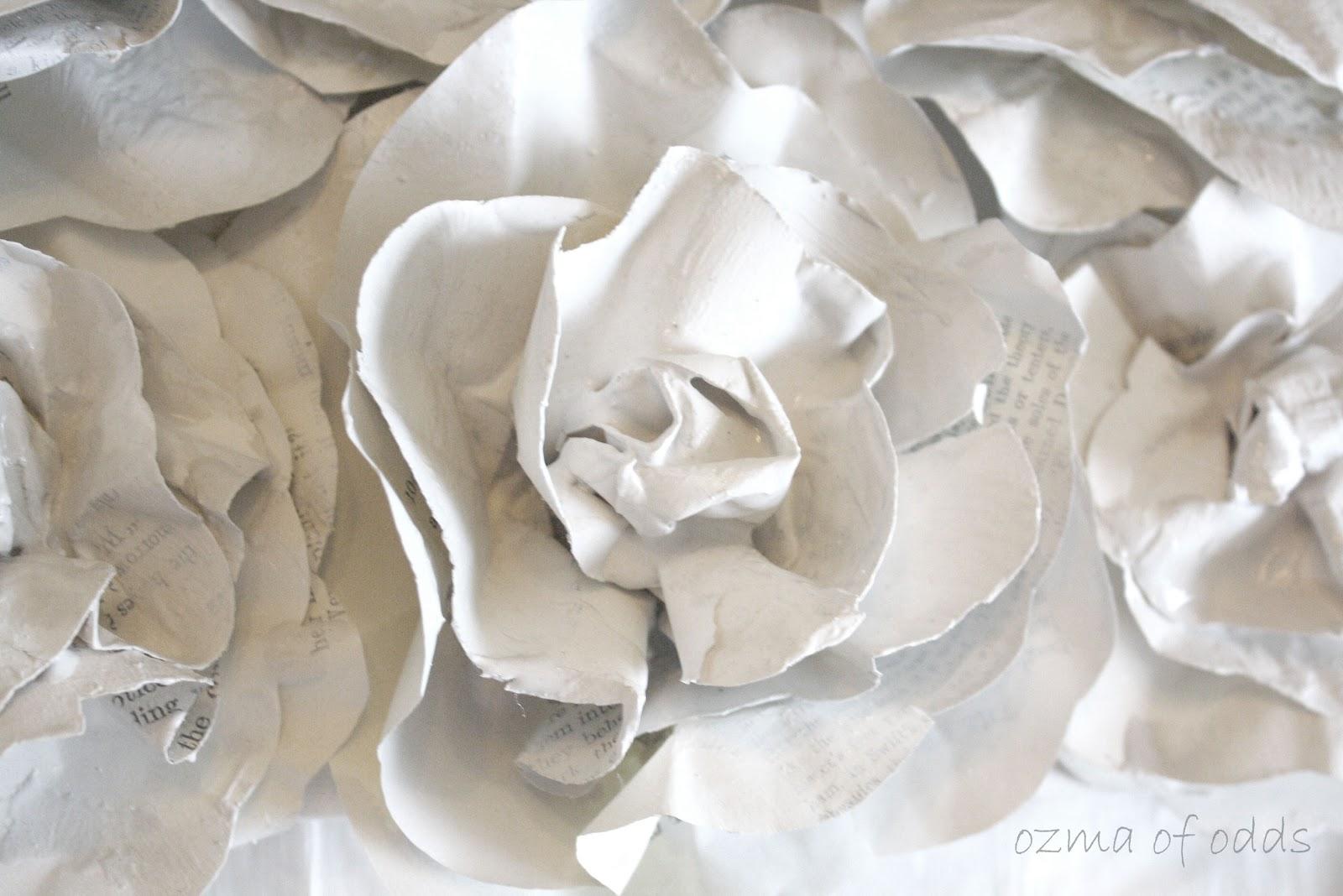 Фото цветы из гипса
