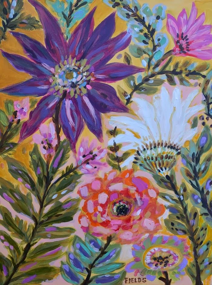 https://www.etsy.com/listing/176810346/bohemian-original-landscape-flowers