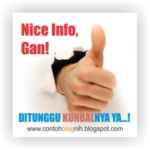 Tidak Usah Minta Kunjungan Balik di Komentar Blog Tidak Usah Minta Kunjungan Balik di Komentar Blog