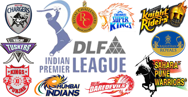 IPL 2011 logo and banner