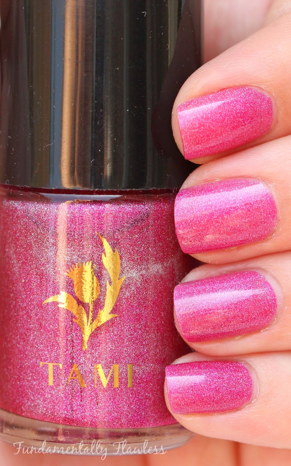 Tami Beauty Skibo Sunset swatch
