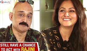 Simran Talks about Ajith, Vijay and Jyothika | Heart to Heart