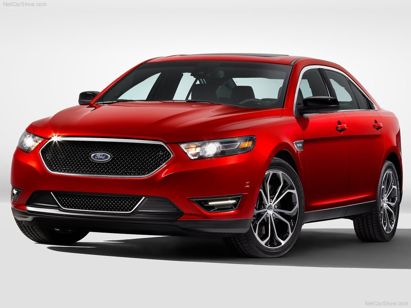 2013 new Ford Taurus SHO