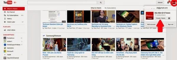 Cách xóa lịch sử tìm kiếm trên YouTube