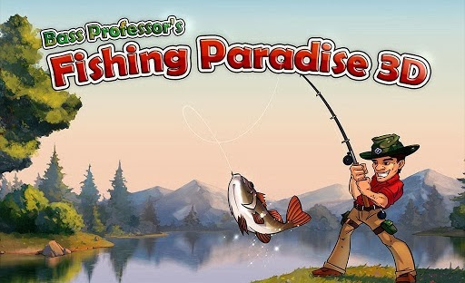 Fishing Paradise 3D Apk v1.1.8.2 Mod [Unlimited Coins e Shiners]