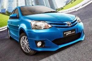 Paket Kredit Toyota etios suka-suka