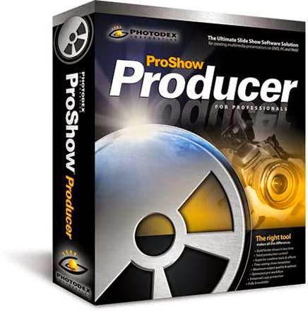 تحميل برنامج Photodex ProShow Gold 5.0.3206 للتعديل على الصور