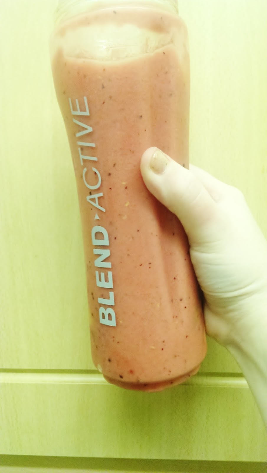 breville blend active smoothie review