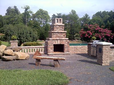Wayne Dickerson Landscaping, LLC: Outdoor Showroom & Displays