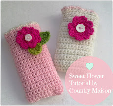 Sweet Flower Crochet Tutorial